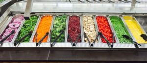 Salad Bar Thyme Market