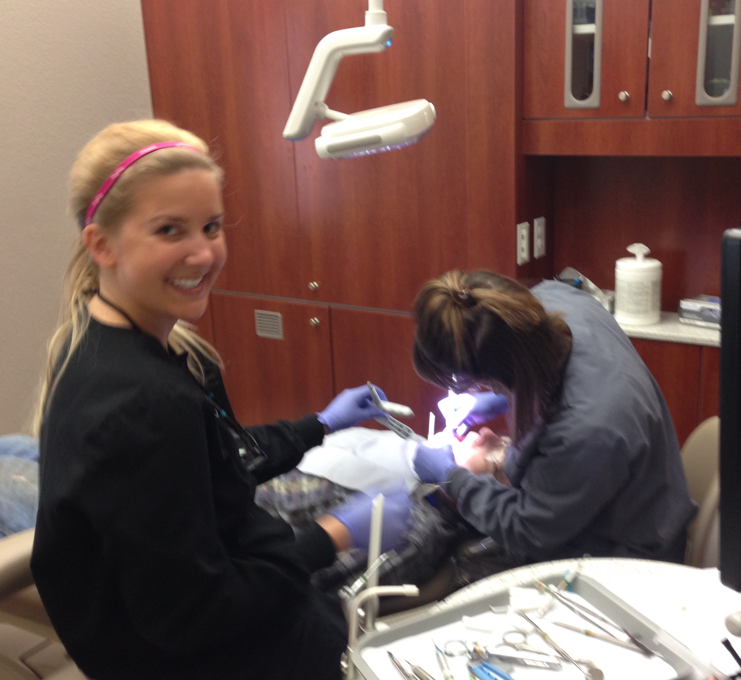 One Day  Eight Dentists  Free Dental Care in Toledo, Ohio